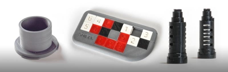 Imagem de Protótipos e Peças Técnicas